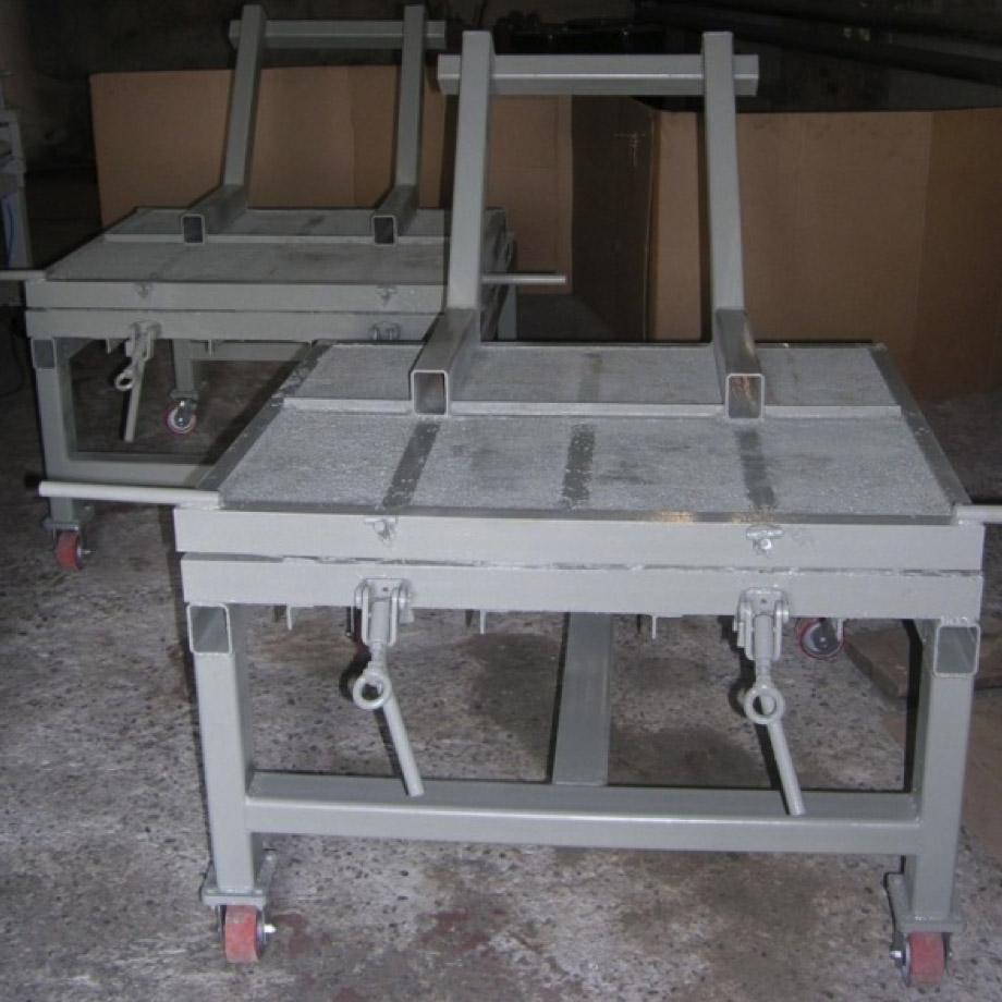 пресс-форма для изготовления термопанелей